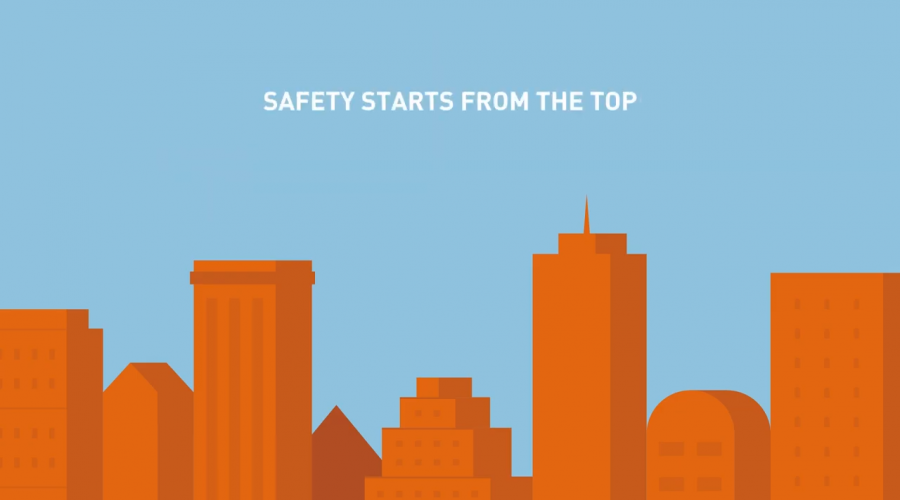 Andy Access: Safety Starts From The Top