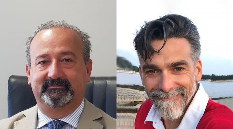Paolo Pianigiani or IMER and Roberto Geromin of Gianfranco Savani