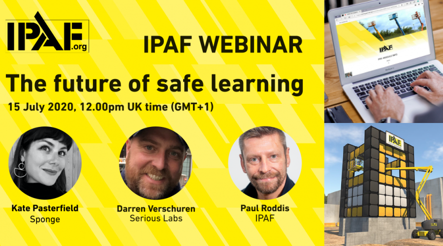 Webinar - Future of safe learning