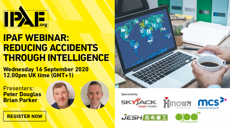 IPAF Webinar - Accident Reporting