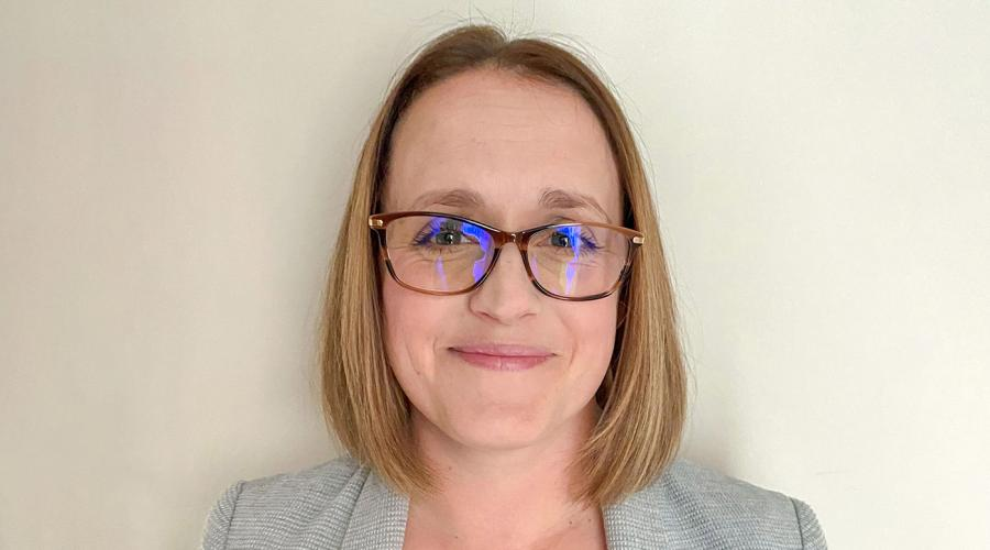Amanda Beckett, new Head of Finance