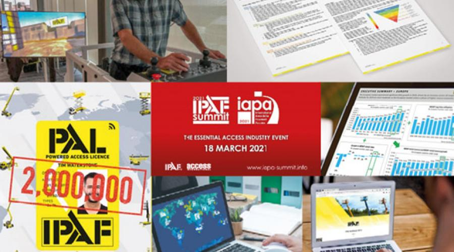 IPAF 2020 review and what does 2021 hold