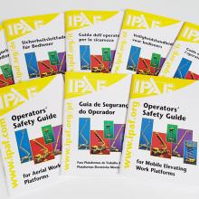 IPAF MEWP Operators' Safety Guide